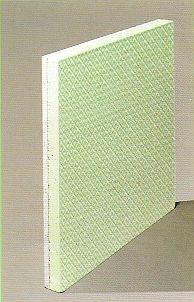 Lastre in cartongesso accoppiato fono e termo isolante